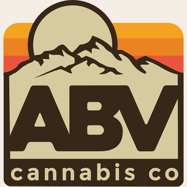 abv cannabis co logo