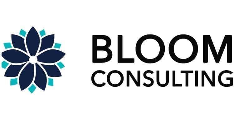 bloom consulting cannabis licensing logo