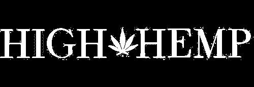 high hemp herbal wraps logo