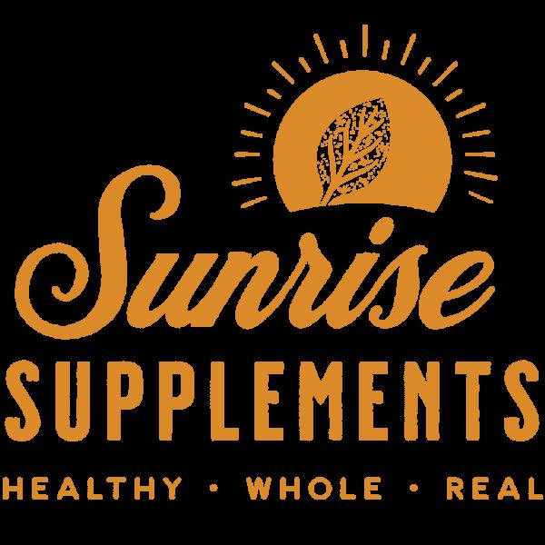 sunrise supplements logo
