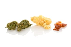 cannabis extracts analogs manufacturing concentrates