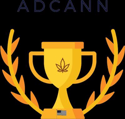 adcann ad cann award cannabis agency of the year nominee 2019