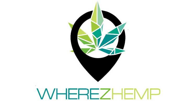 wherez hemp logo